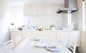 White Marble Dining Tables Kitchen Bright Whit Ekitchen Design Ideas With Small White