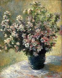 vase of flowers 1882 claude monet wikiart org