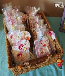 Easy Favors by Easy Lalaloopsy Favors For 1 Becoming Martha