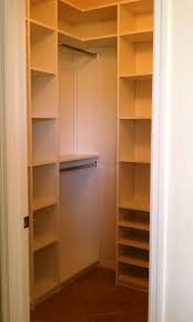 75 cool walk in closet design ideas shelterness intended for small