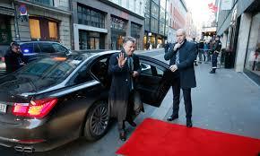 President Weekend Colombian President Santos Arrives In Oslo For Busy Nobel Weekend