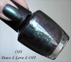 opi peace u0026 love u0026 opi swatches u0026 review swatch and learn