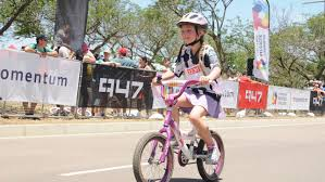 Challenge Kid Dies The 2016 Kiddies 94 7 Cycle Challenge With The Cows