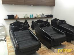 a sneak peak at nora hair salon in makati philippine primer