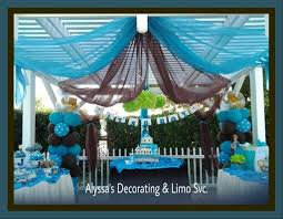 Blue Baby Shower Decorations 20 Best Shay U0027s Baby Shower Images On Pinterest Boy Baby Showers