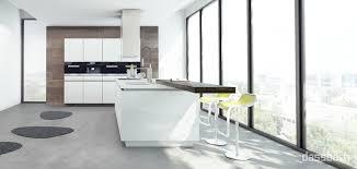 moderne kche mit kochinsel und theke moderne küchen dassbach küchen
