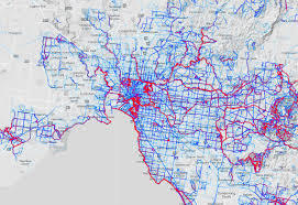 Map Running Routes by Melbourne U0027s Dedicated Running And Cycling Paths Are The Most