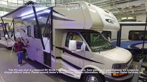 Coachmen Class C Motorhome Floor Plans by Coachmen Leprechaun 4500 Chevy 260ds Youtube