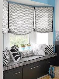 Blinds For Bow Windows Decorating 23 Best Bay Window Images On Pinterest Bay Windows Bays And Bow