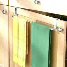 kitchen cabinet towel rail kitchen cabinet towel rack
