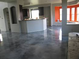 stained concrete floors acid stained concrete floors