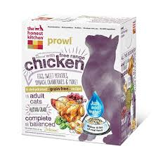 Honest Kitchen Dog Food Reviews by Honest Kitchen Prowl Grain Free Dehydrated Cat Food