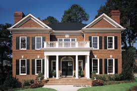 neoclassical homes kleinsteuber kollection housing styles