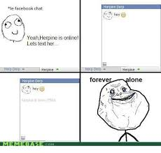 Facebook Meme Codes - le facebook chat yeah herpine is online t lets text her erp derp o