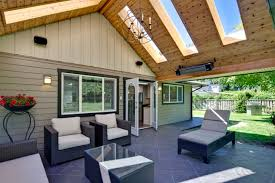 skylights in patio roof outdoor room ideas pinterest patio