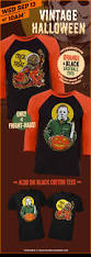 fun vintage style trick u0027r treat sam and michael myers shirts