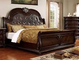 Sleigh Bed Pictures by Fromberg Sleigh Bedroom Set Bedroom Sets Bedroom Furniture