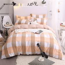 Light Grey Bedspread by Online Get Cheap Orange Grey Bedding Aliexpress Com Alibaba Group