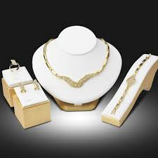 gold jewelry sets for weddings dubai gold color jewelry sets wedding