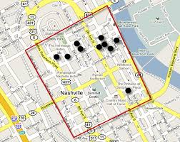 nashville on map downtown nashville condos for sale