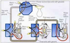 power at light 4 way switch wiring diagram wiring diagram