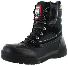 motorcycle boots canada pajar canada men u0027s bane waterproof cold weather snow boots ebay