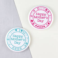 secret message mother u0027s day magnet card by studio sweepings