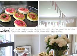 high tea baby shower choice image craft design ideas