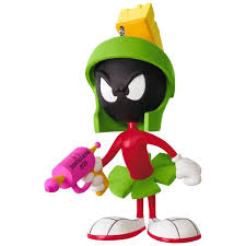 looney tunes marvin the martian i claim this planet ornament