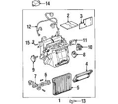 lexus gs300 parts diagram parts com lexus thermistor cooler partnumber 886253a120