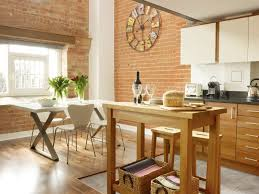Kitchen Table For Small Spaces Small Kitchen Island Ideas For Every Space And Budget Freshome Com