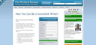 train yourself to be a better writer with writers bureau courses