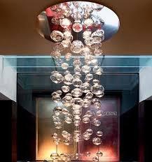 Glass Bubble Chandelier Online Get Cheap Bubble Chandelier Pendant Aliexpress Com