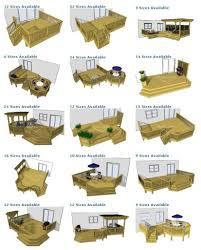 Best 25 Small Deck Designs by Backyard Deck Designs Plans Best 25 Small Deck Designs Ideas On