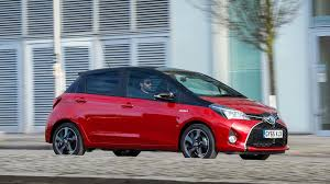 red toyota 2017 toyota yaris review