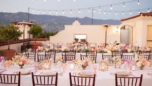wedding reception santa barbara wedding venues kimpton canary hotel