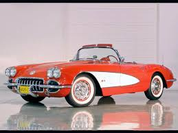 what is the year of the corvette 1953 corvettes through the years pictures cbs