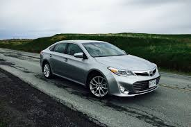 lexus minivan 2015 2015 toyota avalon limited review u2013 it u0027s either a junior lexus or