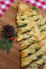savoury christmas tree u2013 feta and thyme filling marmite et ponpon