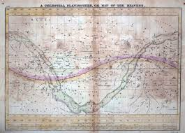 Har Map A Celestial Planisphere Or Map Of The Heavens Yana U0026 Marty