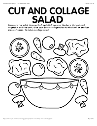 fruit salad coloring page with pages at glum me