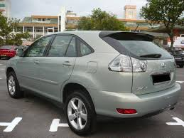 harrier lexus 2007 2003 toyota harrier pictures for sale