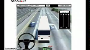Google Maps Driving Driving Simulator On Google Maps Youtube
