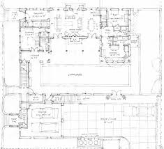 100 floor plans with courtyards modern house plans with