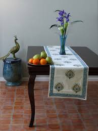 Kitchen Table Runners by 90 108 120 Inch Table Runner India Table Runner Wedding