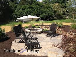 Patio And Firepit by Outdoor Fireplaces U0026 Firepits Fire Pit Ideas Lexington Central