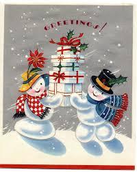 148 best christmas vintage snowmen images on pinterest vintage