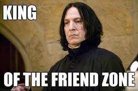 Friendship Zone Meme - being in a friend zone