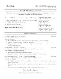 Advertising Sales Manager Resume Setup Example Skills And Qualities On Resume Skill Set For