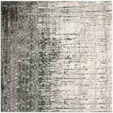 Light Gray Area Rug Modern Square Area Rugs Allmodern